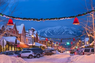 Whitefish MT Christmas